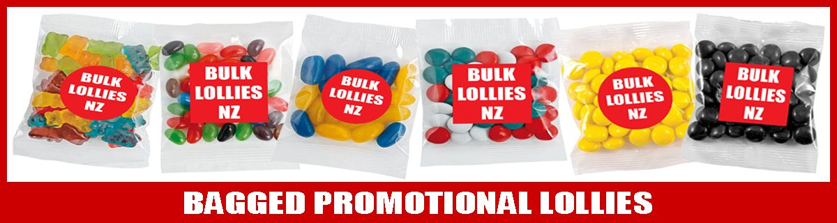 Bagged Promotional Lollies
